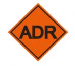 ADR Matieres dangereuses logo