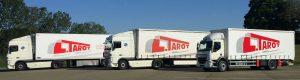 Parc camions Transports Tarot