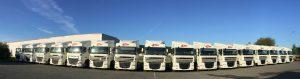 Transports Tarot parc vehicules