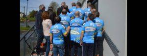 Transports Tarot participent à l'association Team Cycliste Montaudinois