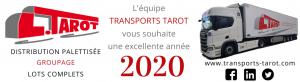 Tous nos meilleurs voeux pour 2020
