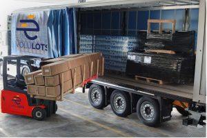 Transports Tarot camion Volulots