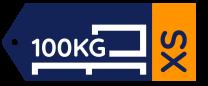 Volupal solution XS livraison 1 palette de moins de 100 kg
