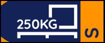 Volupal solution S livraison 1 palette entre 100 & 250 kg