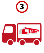 Vous cliquez, nous livrons vos commandes de transport de palettes sous 24-48 heures